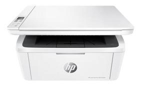 Impressora Hp Laserjet Pro M28w Multifuncional Wireless 110v