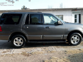Ford Expedition 5.4 Limited Piel 4x2 At