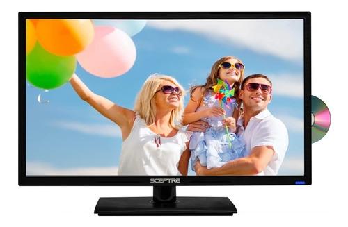 Imagen 1 de 1 de Pantalla Sceptre E246bd-fc8n 24 PuLG Fhd Led Tv Dvd No Smart
