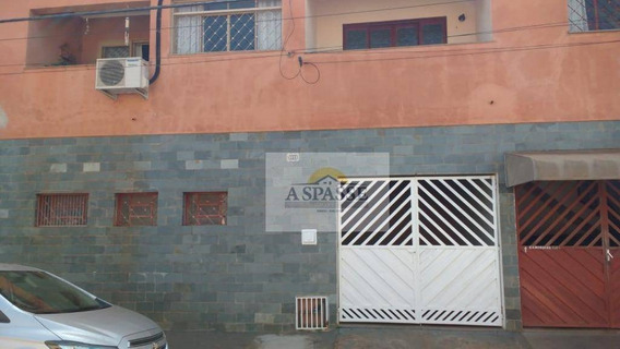 Casa Residencial À Venda, Campos Elíseos, Ribeirão Preto. - Ca0222