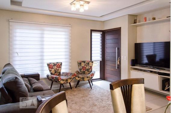 Casa Para Aluguel - Nossa Sra Das Graças, 2 Quartos, 110 - 892936111