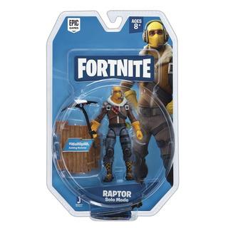 Fortnite Figura De Raptor Solo Mode Juguetería El Pehuen