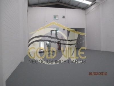 Ga1262 - Alugar Galpão Em Osasco - Ga1262 - 33872775