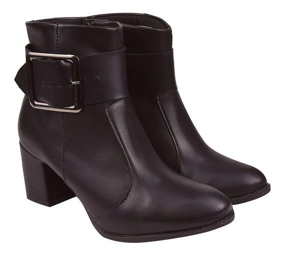Bota Coturno Sapato Feminino Chiquiteira Chiqui/4059
