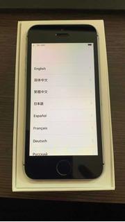 Vendo iPhone SE 16gb Usado, Na Caixa Com Acessórios