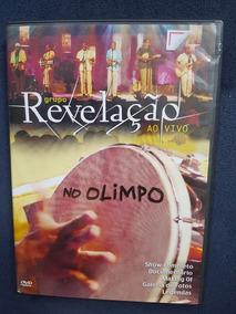 Grupo Revelação Ao Vivo - Dvd Original