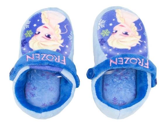 Pantufa Infantil Chinelo Kick Ricsen Frozen Frozen Rcs