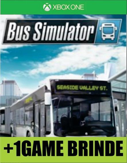 Bus Simulator Xbox One Mídia