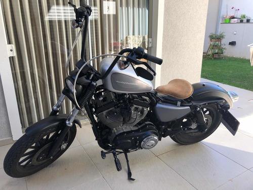 Harley Davidson 883 Carburada