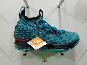 Exclusivos Nike James Lebron Xv 2018 Caballeros 41-45 Eur