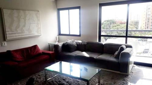 Excelente Apartamento Em Moema - Pj47533