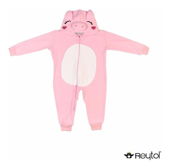 Kigurumi Pijama Niño Puerquito - Envío Incluido