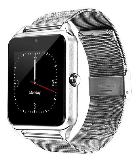Redlemon Smartwatch Reloj Inteligente Bluetooth Chip Sim Z60