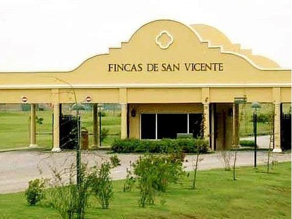 Venta Terreno Lote Fincas San Vicente Ubicación Privilegiada