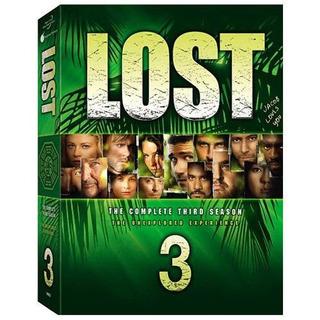 Lost 3° Temporada Dvd Original