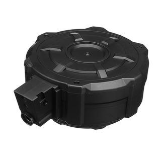Revista De Tambor De Plástico Negro Para Jinming Mp5 Gel Acc