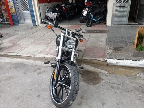 Harley-davidson Fxsb Breakout 2015 4000km R$46900