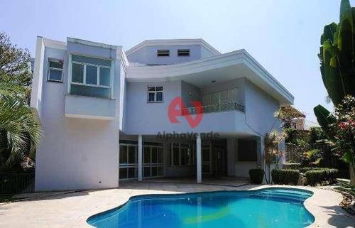 Imagem 1 de 29 de Alphaville 2 - Barueri/sp Casa A Venda R$ 6.000.000,00 Barueri - Ca5755