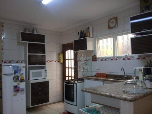 Casa Com 4 Dormitórios À Venda, 219 M² Por R$ 570.000,00 - Vila Cecília Maria - Santo André/sp - Ca3020