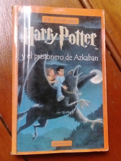 Harry Potter Y El Pricionero De Azkaban - Usado