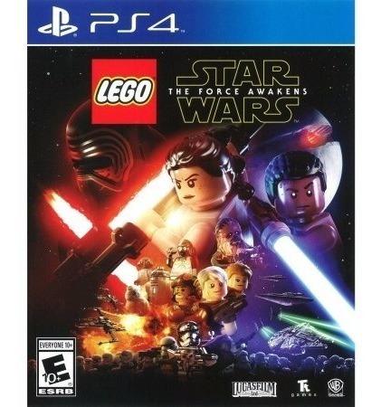 Lego Star Wars Ps4 2ª Digital Psn