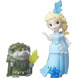 Muñeca Disney Frozen Little Kingdom Elsa Hasbro