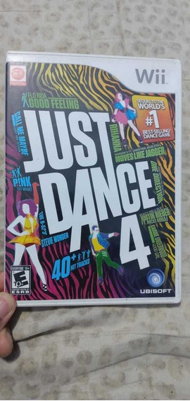 Just Dance 4 Original Para Wii