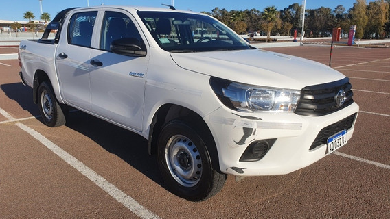 Toyota Hilux 2.4 Cd Dx 150cv 4x4 2018