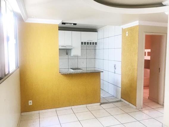 Apartamento Com 2 Quartos Para Alugar No Cabral Em Contagem/mg - 1281