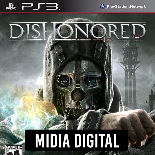 Dishonored - Ps3 Psn*