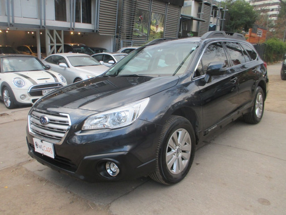 Subaru Outback Xs Cvt 2.5 At 2017