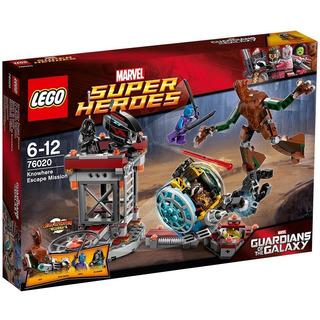Misión Escape De Knowhere Lego Super Héroes 76020