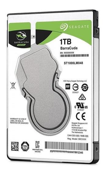 Hd Samsung St1000lm048 Para Notebook 1tb Sata 5400rpm