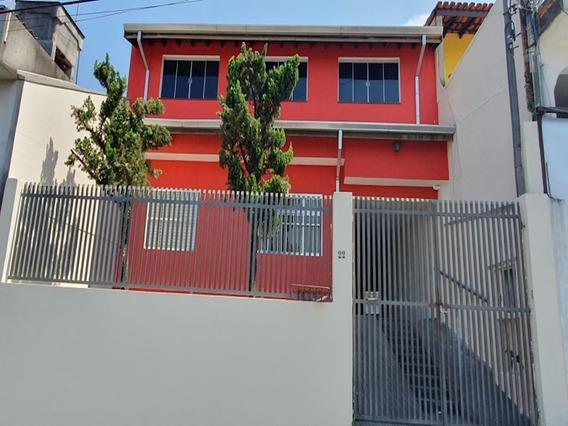 Casa Terrea, Jardim Veloso, Osasco, 3 Dorm, 3 Vagas - 11495