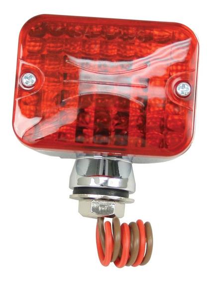 Luz Traseira Neblina Vw Fusca Empi Vermelha 9334