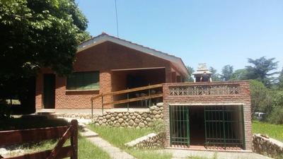 Quinta En Sierras Córdoba Icho Cruz Alquiler Tempo- Enero´18