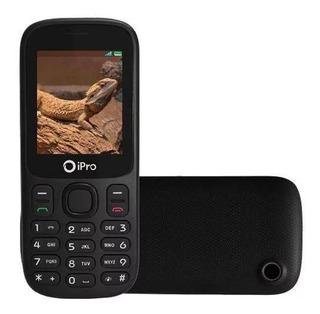 Celular Simples E Barato - Ipro I3200 Dual Chip Rádio Fm Mp3