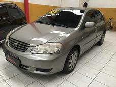 Toyota Corolla 1.6 Xli 2003 Completo - Kingcar Multimarcas
