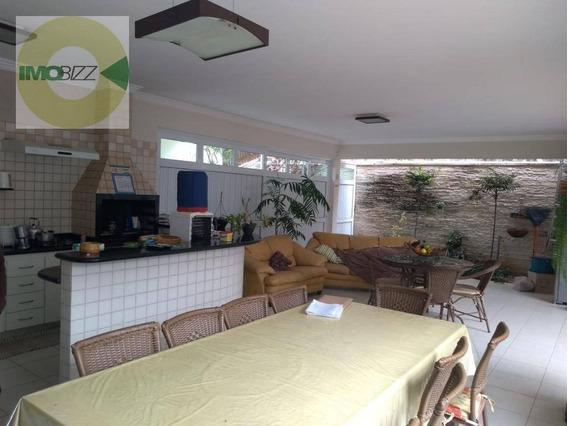 Casa Residencial À Venda, Jardim Recanto, Valinhos. - Ca1978
