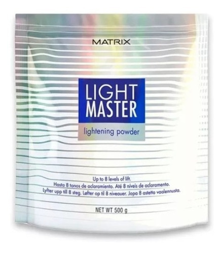 Light Master Polvo Decolorante Matrix - 500g