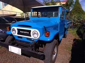 Toyota Bandeirante 82/82 Pick-up 4x4