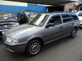 Volkswagen Parati Tour 2002