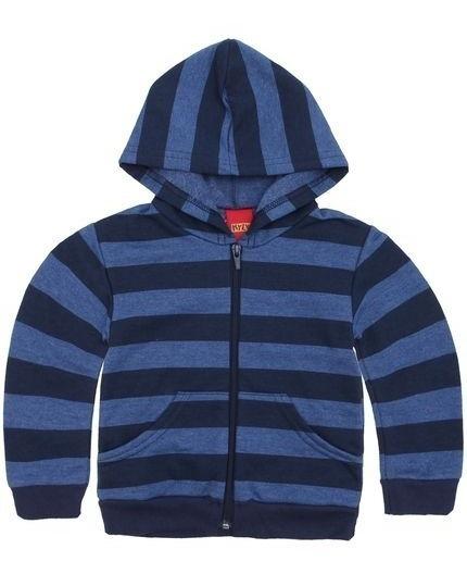 Jaqueta Infantil Masculina Em Moletom Kyly - 084206293a