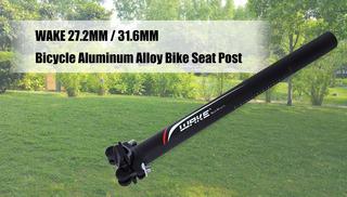 Wake 27.2mm / 31.6mm Bicicleta Escarchado Aleación Aluminio