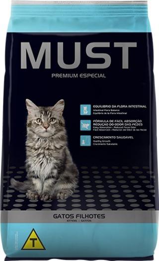 Ração Must Gatos Filhotes Premium Especial 10,1kg