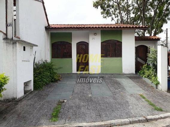 Casa Com 2 Dormitórios À Venda, 94 M² Por R$ 490.000,00 - Jardim Cocaia - Guarulhos/sp - Ca0409