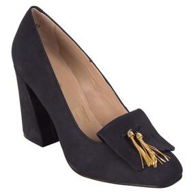 Zapato Dalí Mingo Mujer Negro - 4011
