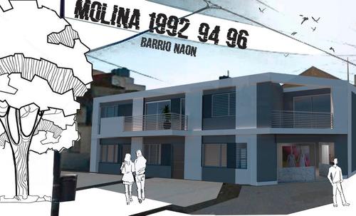 Molina 1992. Ph3 Amb.  En Pozo Con  Balcon Al Frente