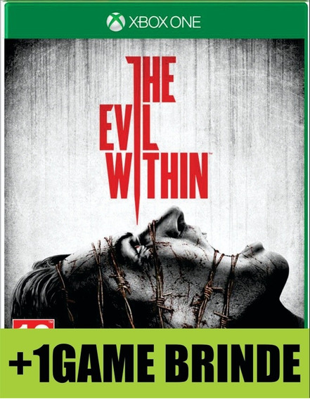 The Evil Within Xbox One Mídia + 1 Game Brinde