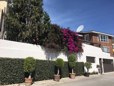 Casa En Renta En Contadero En Condominio Horizontal